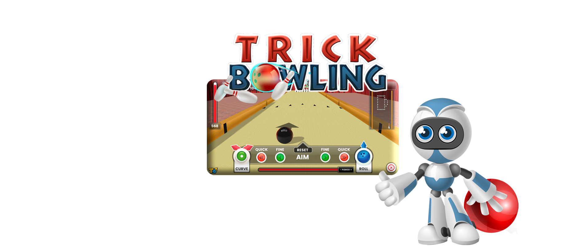 Trick Bowling Online Game Tournaments