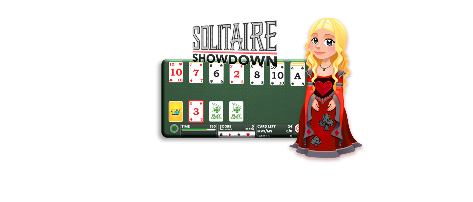 Solitaire Showdown Klondike Solitaire Online Game Tournaments